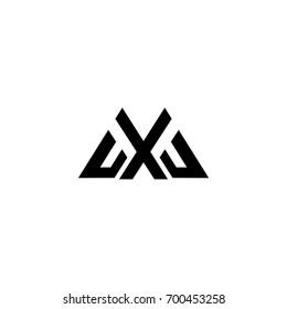 aa letter logo. m letter logo. mountain logo