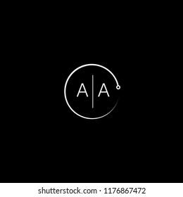 aa template logo