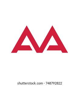 AA vector logo
