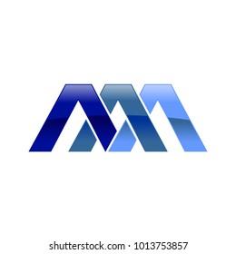 AAA Initial Symbol Logo Design