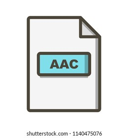 AAC File Format