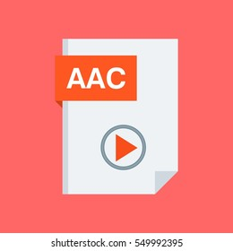Aac File Type and Extension