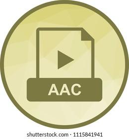 AAC, flat, design