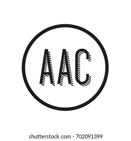 AAC Logo Vector