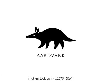 aardvark logo icon designs
