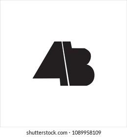 AB Logo Letter