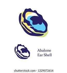 Abalone Logo design