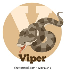 ABC Cartoon Viper