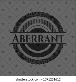 Aberrant dark icon or emblem