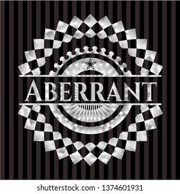 Aberrant silvery shiny emblem