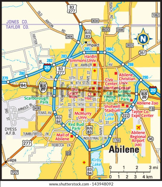 Abilene Texas Area Map Stock Vector (Royalty Free) 143948092 on map texas tx, map of taylor county tx, map of guthrie tx, map of post tx, map of glendale tx, map of hill county tx, map of shreveport tx, map of hamlin tx, map of knox city tx, map of spartanburg tx, map of texoma tx, map of ardmore tx, map of garza county tx, map of dimmit county tx, map of young county tx, map of memphis tx, map of tuscola tx, map of menard county tx, map of winkler county tx, map of crane tx,