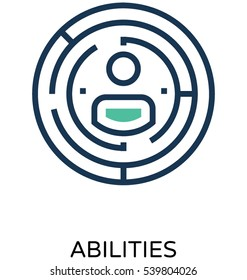 Abilities Vector Icon