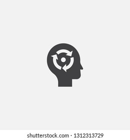 ability base icon. Simple sign illustration. ability symbol design. Can be used for web, print and mobile