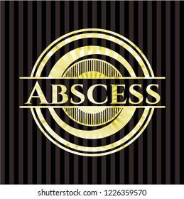 Abscess shiny badge