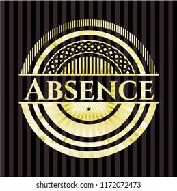 Absence golden badge