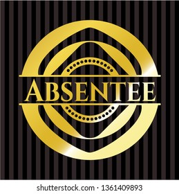 Absentee shiny emblem