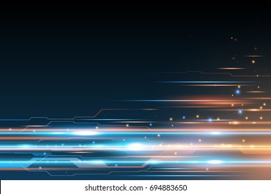 Absstract futuristic energy background