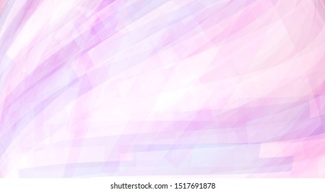 Abstarct mauve and pink subtle background. Light color vector graphic pattern