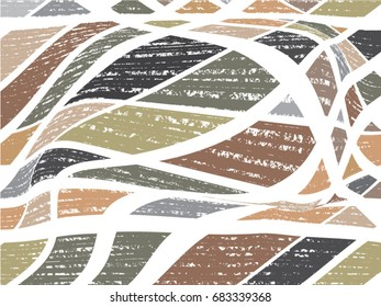 Abstrac geometric background
