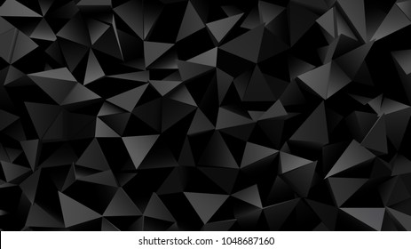 abstract 3d background with geometric texture for interior, design, advertising, screensaver, printing, covers, walls