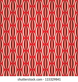 Abstract 50s Modern Vector Background Pattern