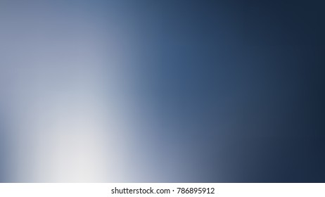 Abstract atmospheric cold blue vector background