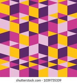 Abstract bacground texture pattern - violet and yellow