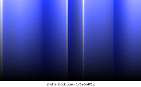 abstract background blurred colored vertical stripes dark depp green curtains with selective focus. Perfect background