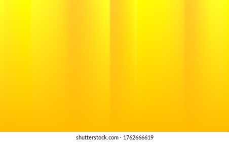 abstract background blurred colored vertical stripes dark depp Yellow curtains with selective focus. Perfect background
