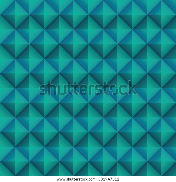 abstract background bulk diamonds and squares