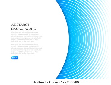 Abstract background for business design and presentations. Copy space for text. Stock vector illustration.