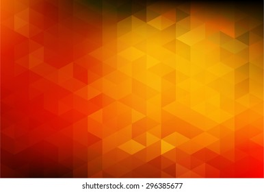 Abstract background with colors of autumn leafs