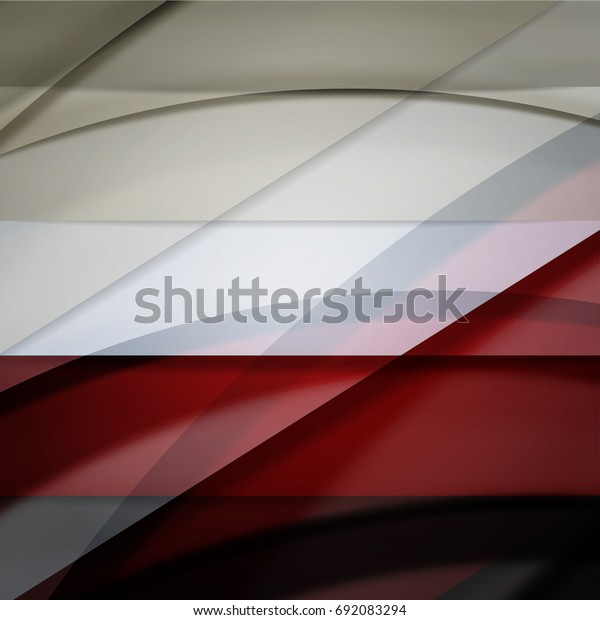 Abstract background created using colorful overlaid stripes. Vector illustration, can be used for presentations, graphic designs brochures, web design.