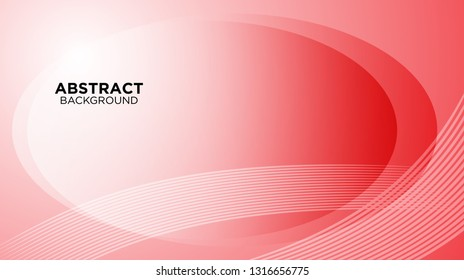Abstract background design. gradient with geometric lines and light effect. Motion minimal concept. Vector illustration. - Vector