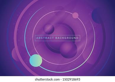Abstract background design. Modern vector illustration.