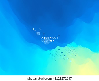Abstract background. Design template. Vector illustration for design.