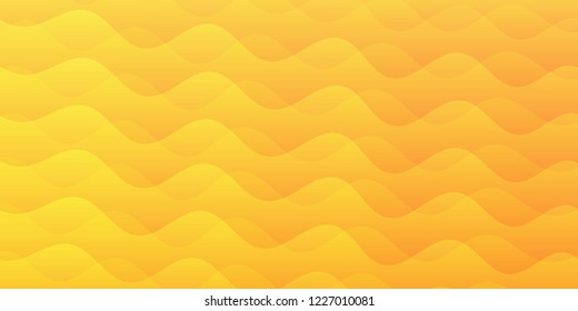 Abstract Background Design with Wavy Pattern and Optical Illusion. Vector illustration.