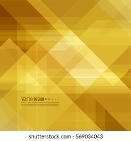Abstract background with diagonal slashes stripes corner. Luxury vector backdrop