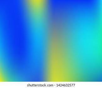 Abstract background for electronic devices. Graceful splash and spreading spot. EPS. Vector illustration design. Blue abstract background from blurred smooth spots.