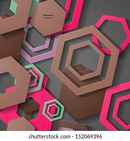 Art 3d Stock Vectors Images Vector Art Shutterstock