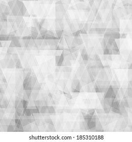 Abstract background. EPS 10 vector illustration. Used meshes and transparency layers of particles