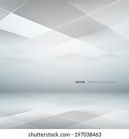 Abstract background. EPS 10 vector illustration. Used opacity mask and transparency layers of background and mesh objects