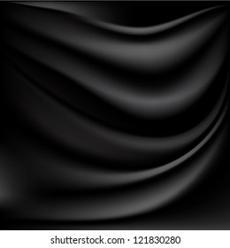 Abstract background in the form of crumpled tissue