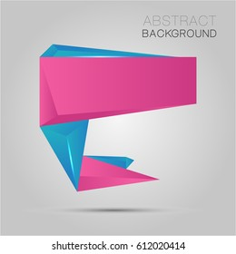 abstract background geometric