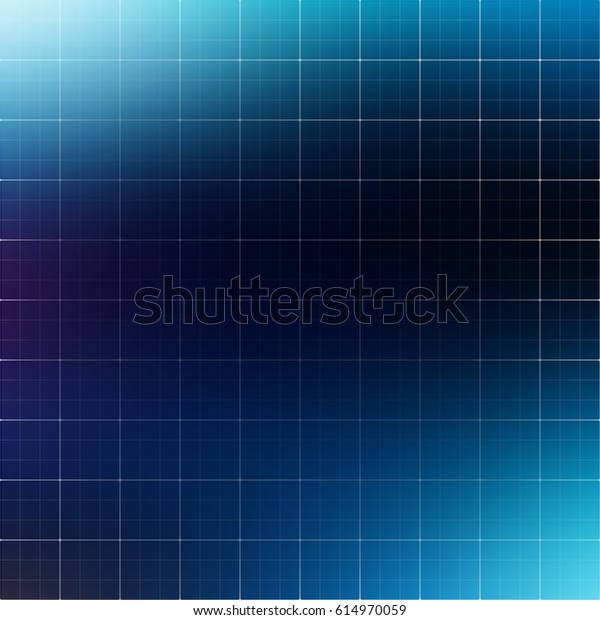 Abstract Background Geometric Figures Technological Style