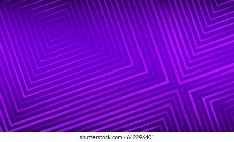 Abstract background with geometric halftone design in purple color