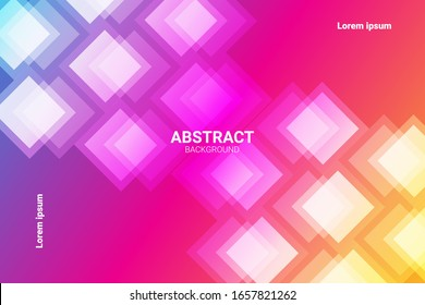 Abstract background with geometric shape perfect for poster, banner,