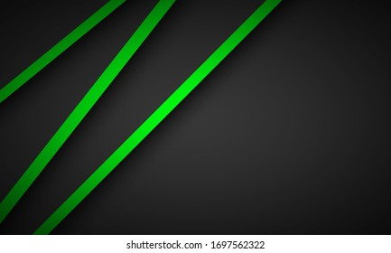 abstract wallpaper green black images stock photos vectors shutterstock https www shutterstock com image vector abstract background green black layers above 1697562322