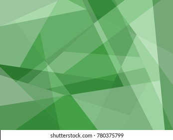 Abstract background in green from the Material Design palette