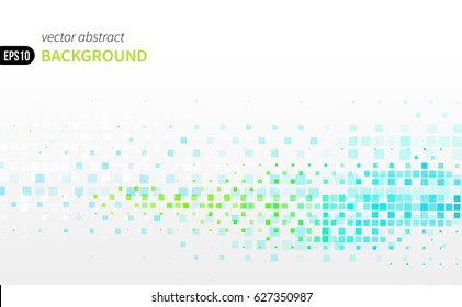 abstract background with halftone pattern